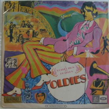 Beatles Vinyl Colombia